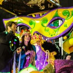 Lundi Gras in New Orleands